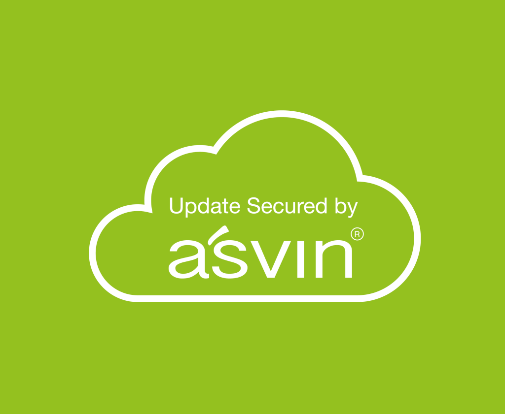 Secure Updates for Internet of Things with asvin.io